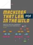 Machines That Learn in the Wild
