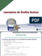 2.- Indicadores de Gestion Técnicos
