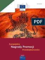 European Enterprise Promotion Awards Compendium 2015 in Polish