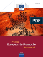 European Enterprise Promotion Awards Compendium 2015 in Portuguese