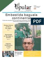 El Popular 335 Órgano de Prensa Oficial del Partido Comunista de Uruguay