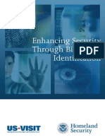 Usvisit Edu Biometrics Brochure English