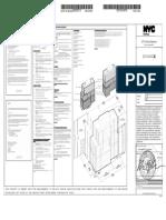 B3 Zoning Diagram, Atlantic Yards/Pacific Park