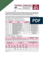 PF21410 AFP Polvo - Pasta Roja Tradicional de Alfarería (970º-1055ºC) - 25 Kg