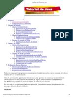 Tutorial de Java - Ficheros en Java