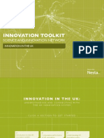 Innovation Policy Toolkit