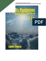 Indice Ponteiros Direcionados Ao Ceu III