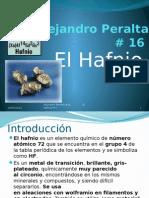 Hafnio Alejandro Peralta Quimica 2015