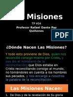 Las Misiones 4 Subir