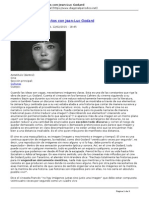 Periodico Diagonal - Adios Al Lenguaje 85 Anos Con Jean-luc Godard - 2015-12-02