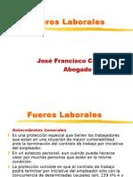 Fueros Laborales.ppt
