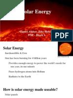 energy source presentation