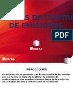 Sistemas de Control de Emisiones (1)