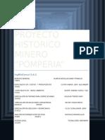 Proyecto Historico Minero. Final