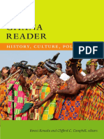The Ghana Reader by Kwasi Konadu and Clifford  C. Campbell