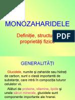 Monozaharidele