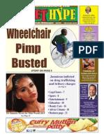 Street Hype Newspaper -Nov 19-30-Dec 1-18, 2015