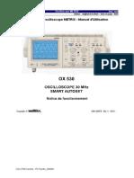 Oscilloscope 0X530