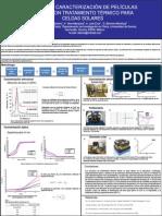 Poster Nanotecnología 2015