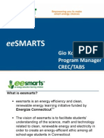 CREC's eeSmarts Energy Education Overview