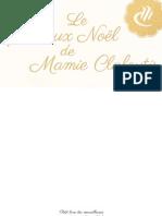 Les produits de Noël de Mamie Clafoutis