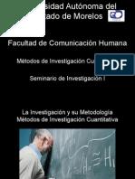 Concurso Comunicación Humana I Metodología de La Investigación Cualitativa y Cuantitativa - Referente Empírico - Instrumentos - Muestreo
