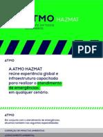 Atmo HazMat Atendimento de Emergências