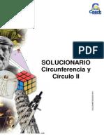 Sol. Guia G-10 Circunferencia y Circulo II