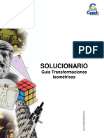 Sol. Guía G-18 Transformaciones Isométricas Anual