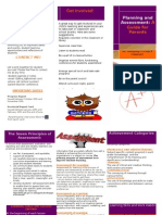 assessment and evaluation brochure