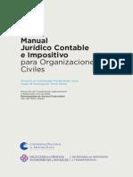 Manual Jurídico Contable e Impositivo para Organizaciones Civiles