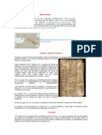 Mesopotania Historia
