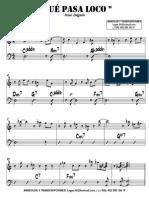 QUÉ PASA LOCO -Isaac Delgado - Piano - 2015-12-03 1844