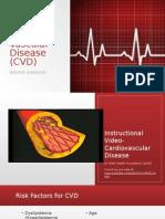 cardio-vascular disease  cvd