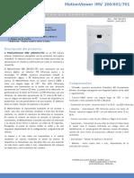322 imv data sheet