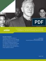 Leadership Paper 2007