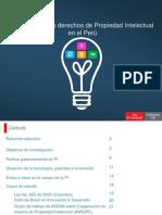 EIU MS Peru IP Environment 2014