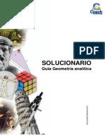 Sol. Guía G-16 Geometría Analítica