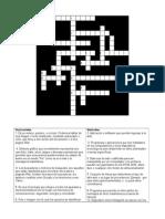 Crucigrama Aprendiz Digital