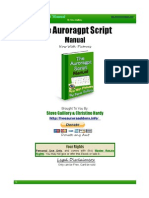 Aurora Gpt Manual