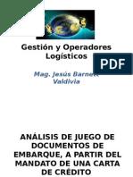 Gestión y Operadores Logisticos