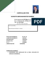 Curriculum Vitae a. Matos 12-2014