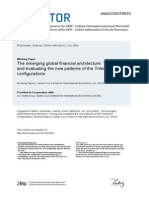 global financial stability