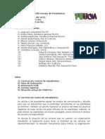 Acta Reunión FEUCM y Consejo de Presidentes. (1)