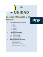 11 Círculo y Circunferencia