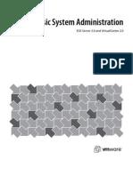 VMware Admin Guide