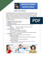INGLÉS MAESTRÍAS HUARAZ  2015-I.pdf