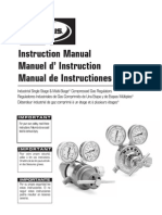 Harris Regulator Manual