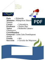 Monografia La Lengua Holandesa