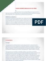 Modalidades Empresariales (Power)